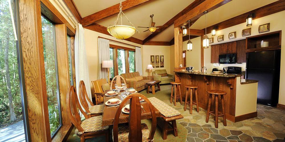 Disney's Saratoga Springs Resort & Spa -- Lake Buena Vista, FL