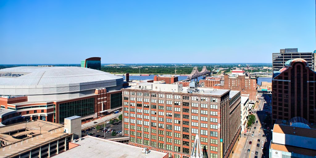Marriott St. Louis Grand -- St. Louis, MO