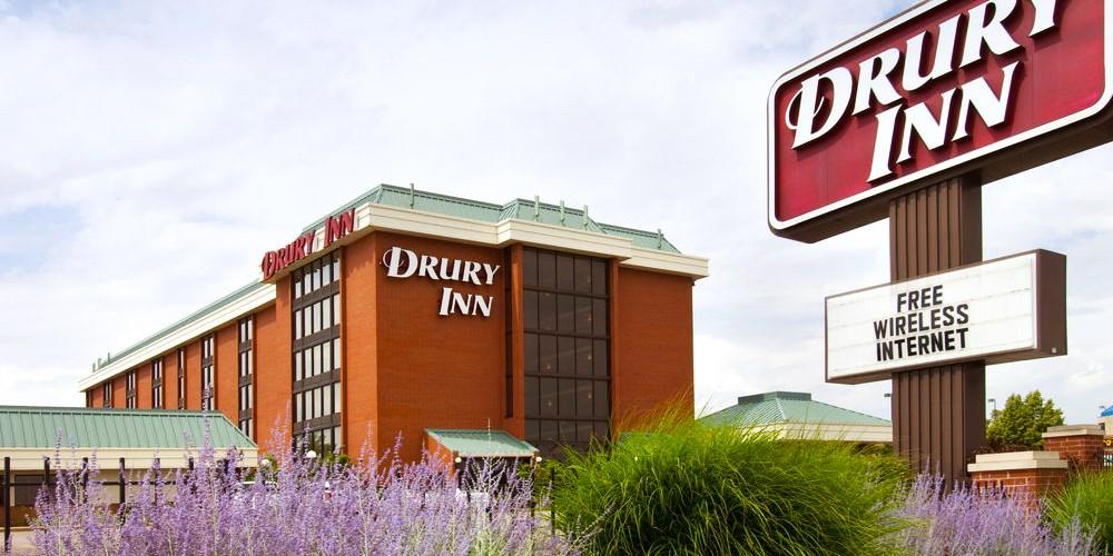 Drury Inn Airport - St. Louis, MO -- Edmundson, MO