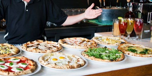 $49 -- Pizza & Wine-Pairing Classes w/Dinner, Reg. $100