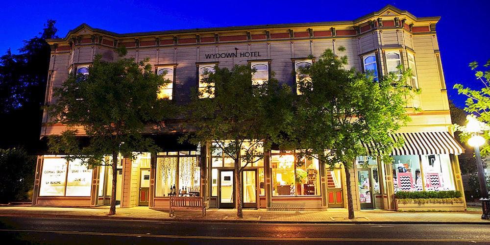 Wydown Hotel -- St. Helena, CA