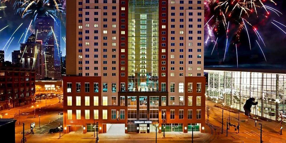 Embassy Suites Denver-Downtown/Convention Center -- Denver, CO
