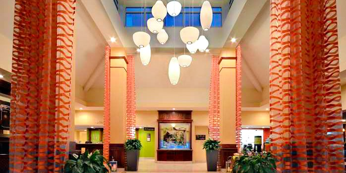 Hilton Garden Inn Raleigh Triangle Town Center -- Raleigh, NC