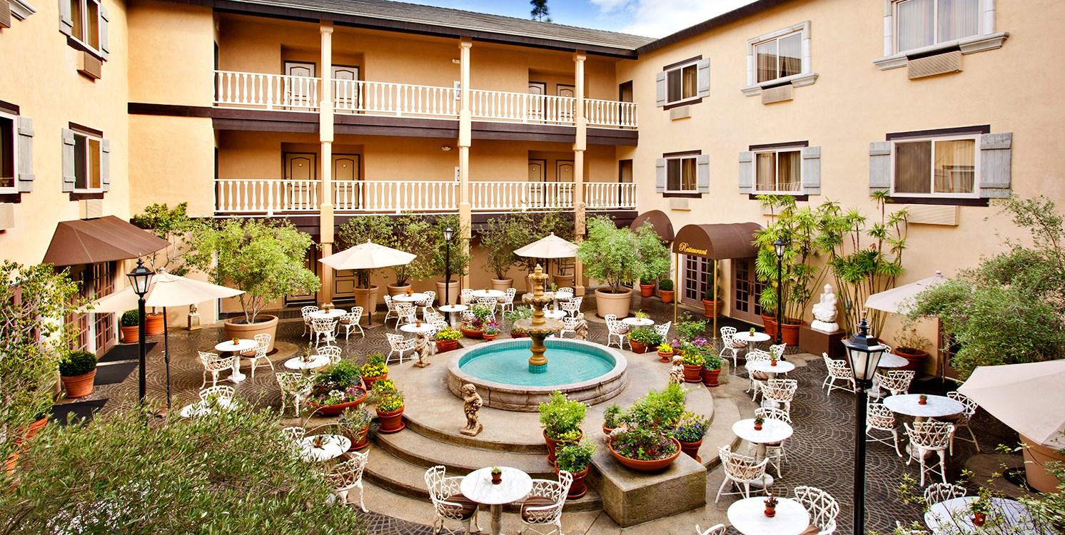Ayres Hotel & Suites Costa Mesa/Newport Beach -- Costa Mesa, CA