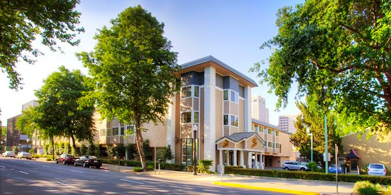Best Western Plus Sutter House -- Sacramento, CA