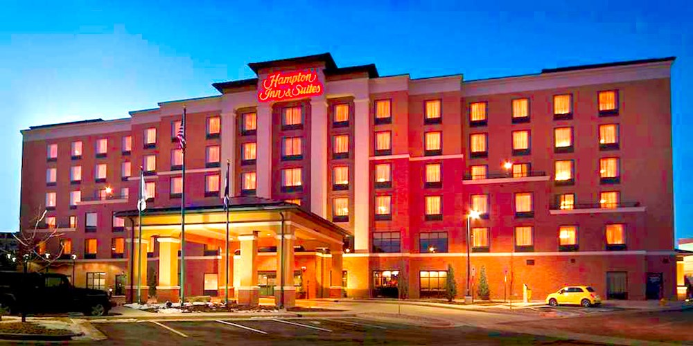 Hampton Inn & Suites Denver/Airport-Gateway Park -- Denver, CO