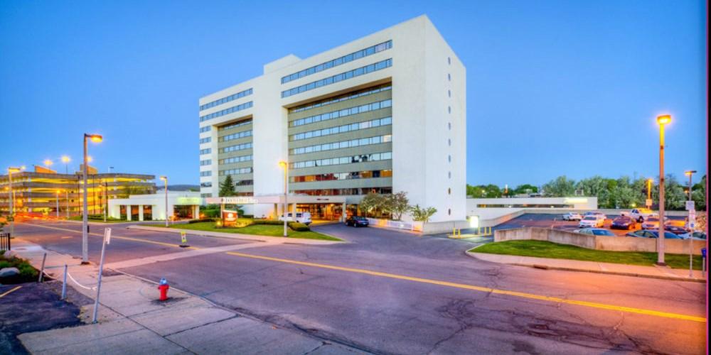 DoubleTree by Hilton Hotel Binghamton -- Binghamton, NY