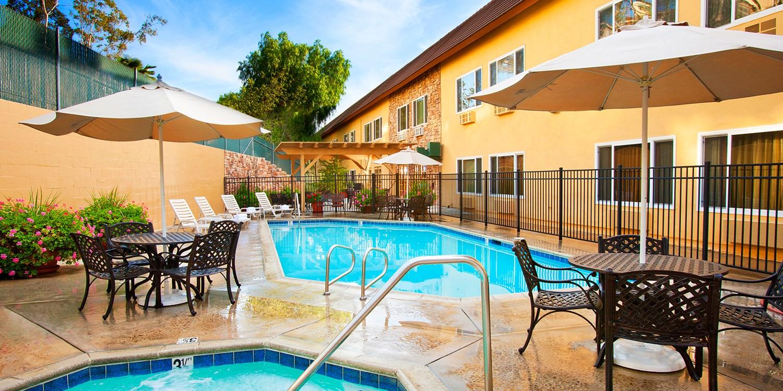 Ayres Hotel Corona East / Riverside -- Corona, CA