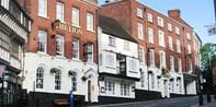 £99 -- Shrewsbury Coaching-Inn Escape inc Dinner, 50% Off