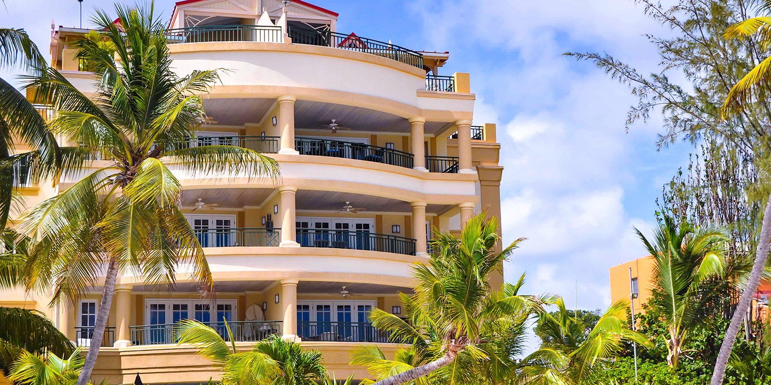 White Sands Beach Condos -- Bridgetown, Barbados