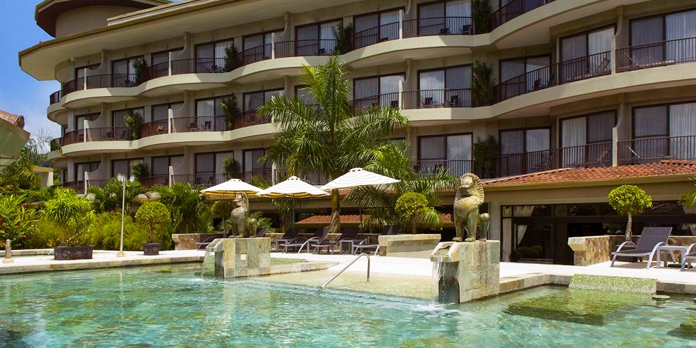 The Royal Corin Thermal Water Spa & Resort -- Costa Rica