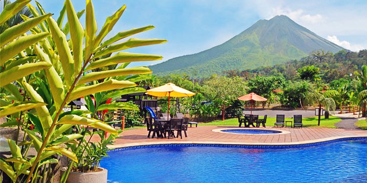 Volcano Lodge and Springs -- Arenal, Costa Rica