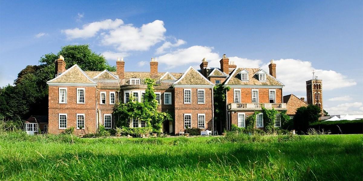 Anstey Hall -- Cambridge, United Kingdom