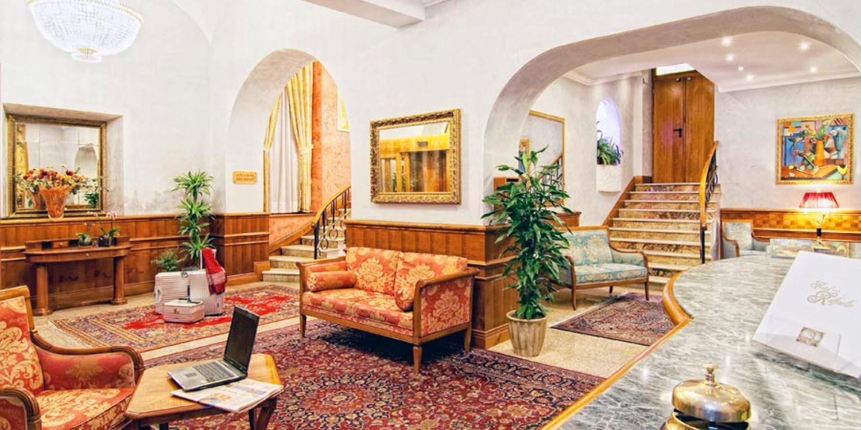 Hotel Raffaello -- Rome, Italy