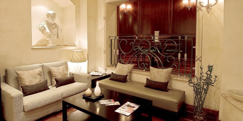 River Palace Hotel -- Rome, Italy