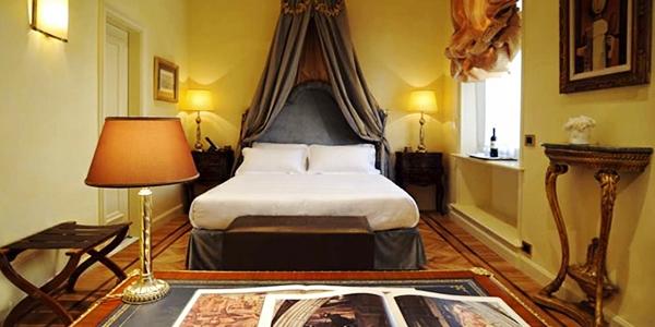 Hotel Villa Duse -- Rome, Italy