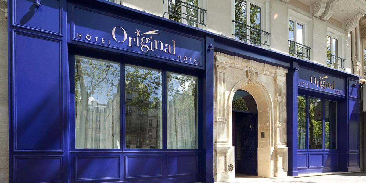 Hotel Original Paris -- Bastille-Oberkampf, Paris