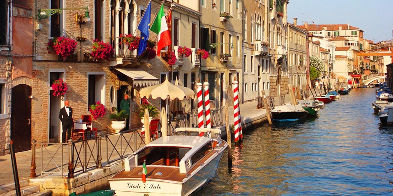 Hotel ai Mori d'Oriente -- Venedig, Italien