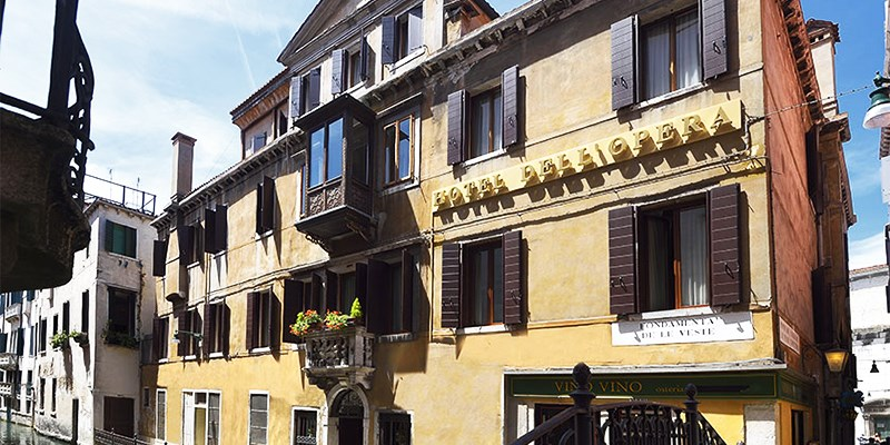 Hotel Dell'Opera -- Venice, Italy