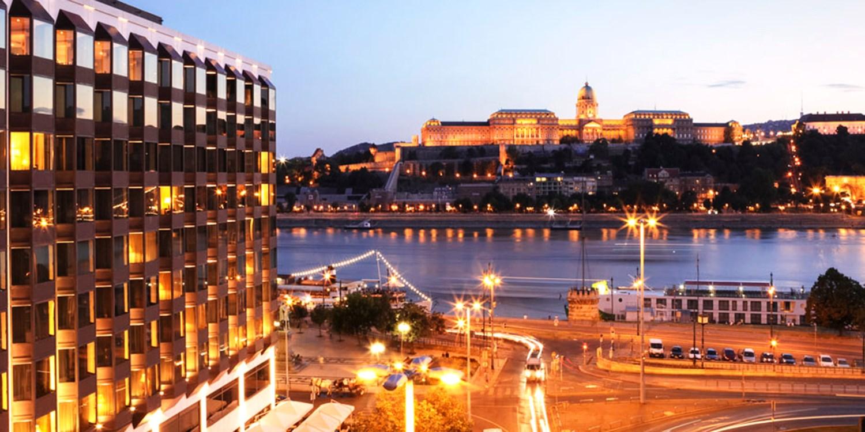Sofitel Budapest Chain Bridge -- Budapest X., Hungary