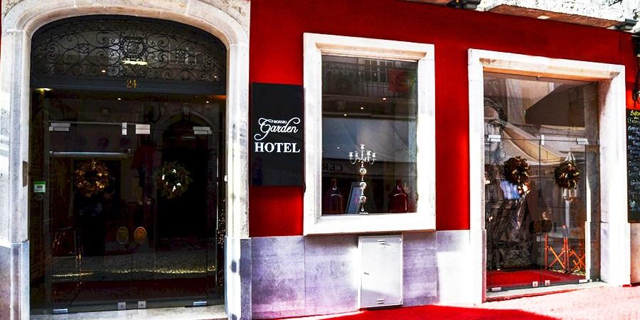 Rossio Garden Hotel -- Lisbon, Portugal