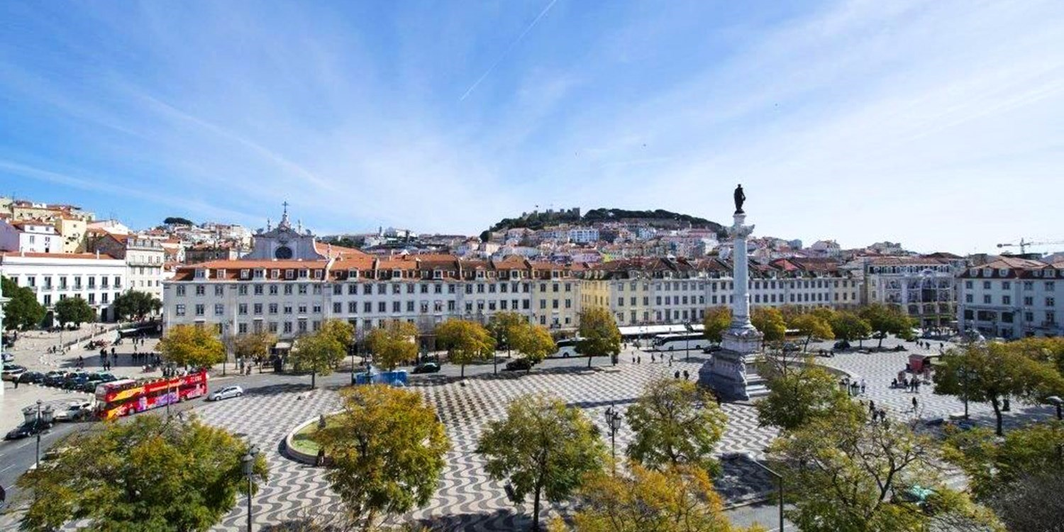 My Story Hotel Ouro -- Lisbon, Portugal