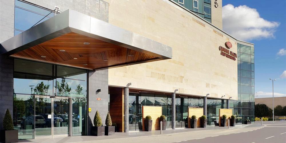 Crowne Plaza Hotel Blanchardstown -- Dublin, Ireland