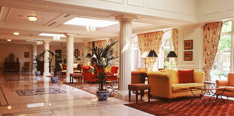 Stanhope Hotel -- Brussels, Belgium