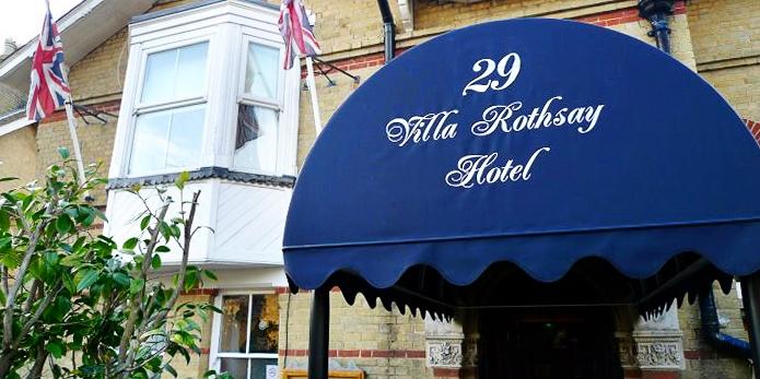 Villa Rothsay Hotel -- Cowes