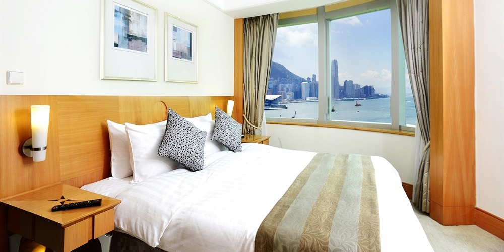 Metropark Hotel Causeway Bay HK -- Hong Kong