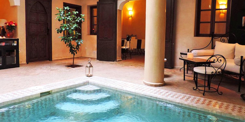 Riad Al Badia -- Marrakesh, Morocco