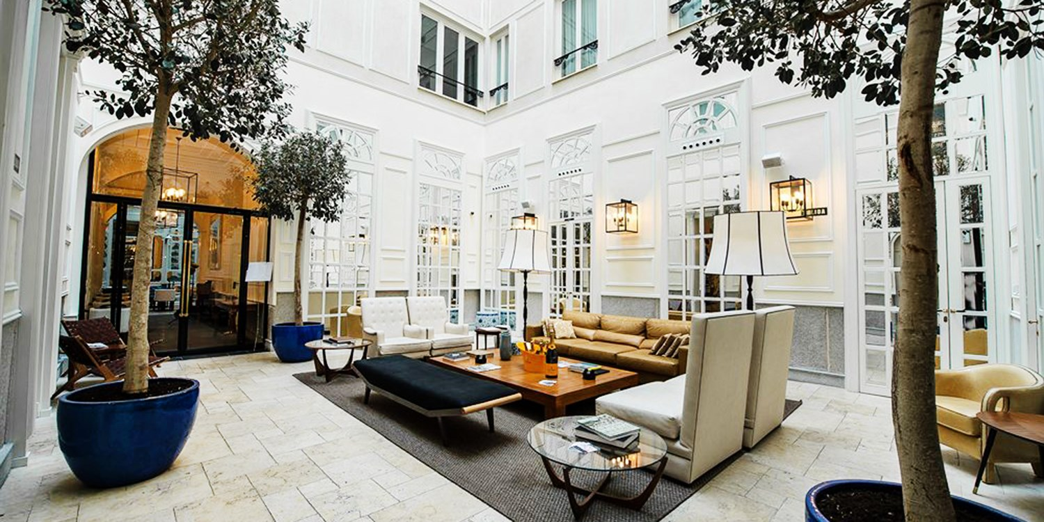 Only YOU Boutique Hotel -- Madrid, Spain