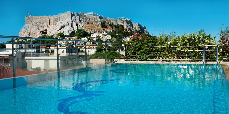 Electra Palace Athens -- Athens, Greece