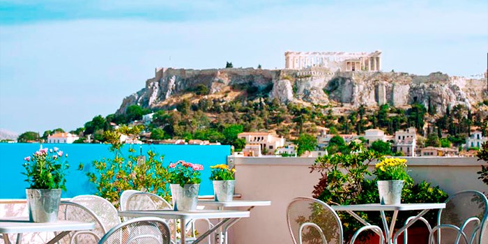Arion Hotel -- Athens, Greece