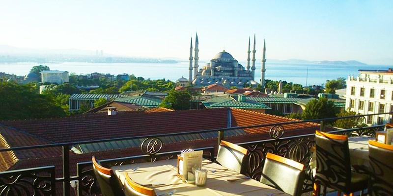 Rast Hotel -- Istanbul, Turkey