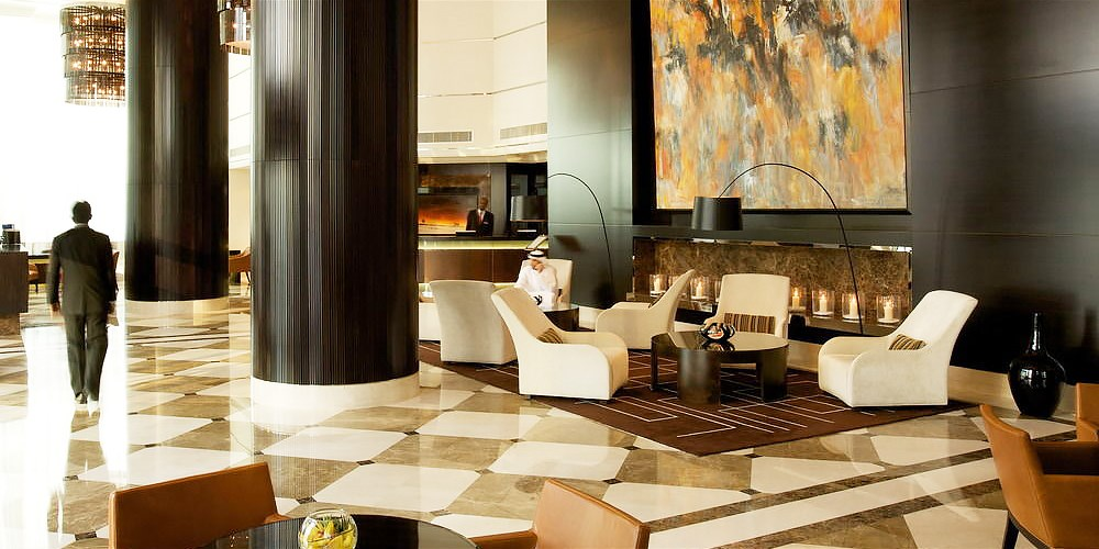 Towers Rotana -- Dubai, United Arab Emirates