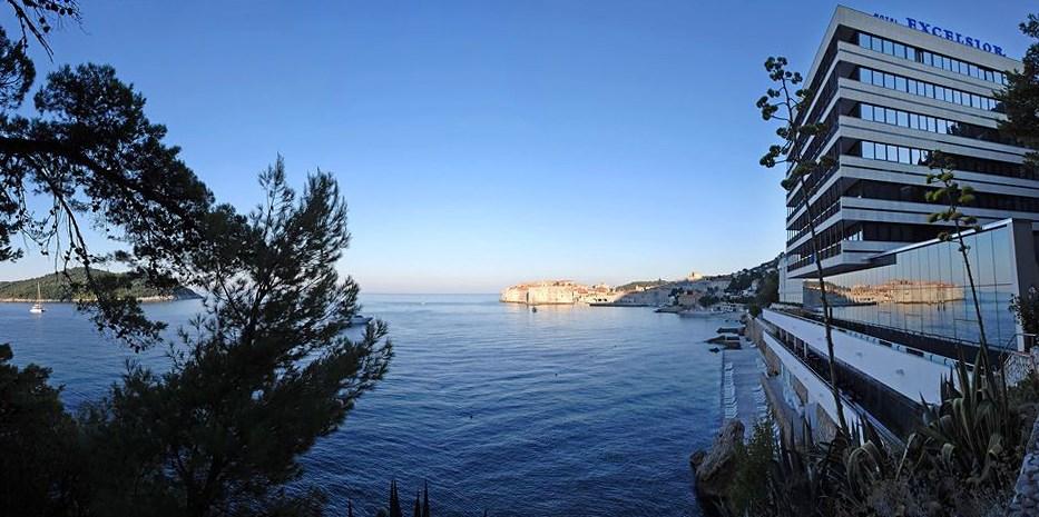 Hotel Excelsior -- Dubrovnik, Kroatien