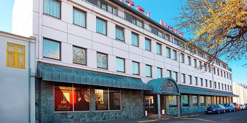 Hotel Holt -- Reykjavik, Iceland