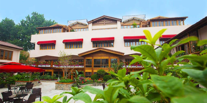 Red Wall Garden Hotel -- Beijing, China