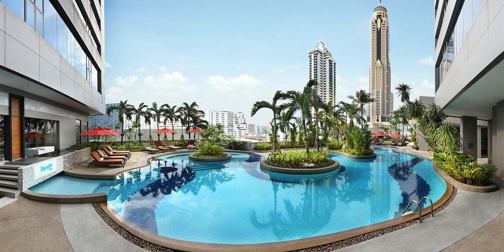 Amari Watergate Bangkok -- Bangkok, Thailand