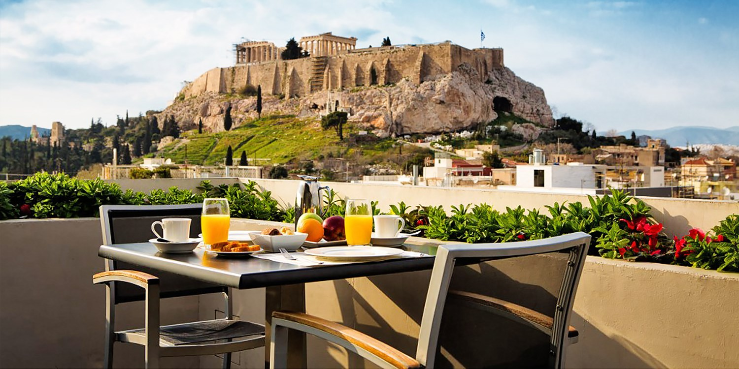 Athens Gate Hotel -- Athens, Greece