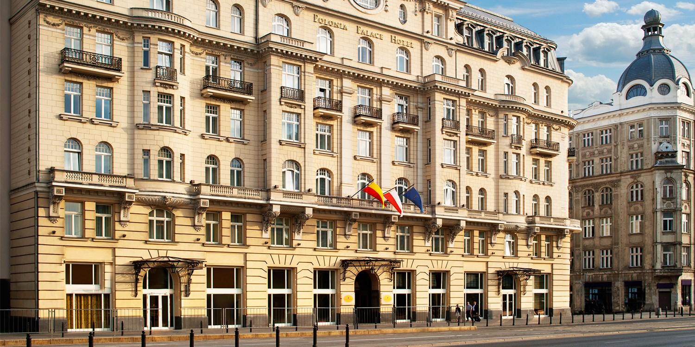 Polonia Palace Hotel -- Warsaw, Poland