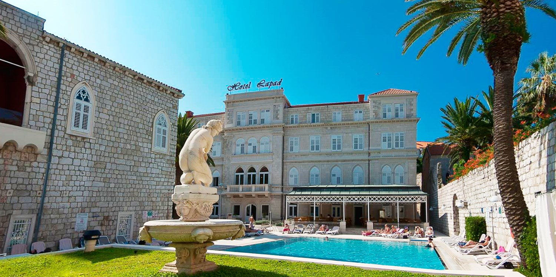 Hotel Lapad -- Dubrovnik, Croatia