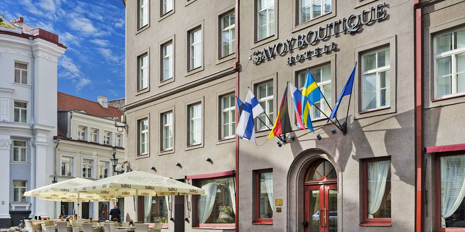Savoy Boutique Hotel by TallinnHotels -- Tallinn, Estonia