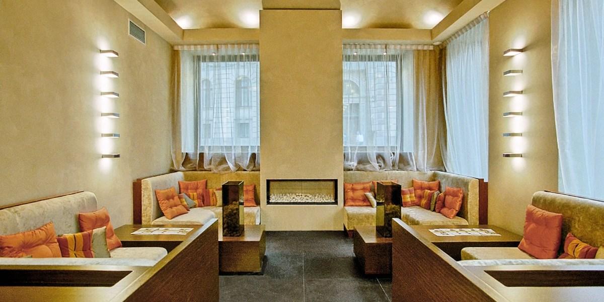 987 Design Prague Hotel -- Prag, Tschechien