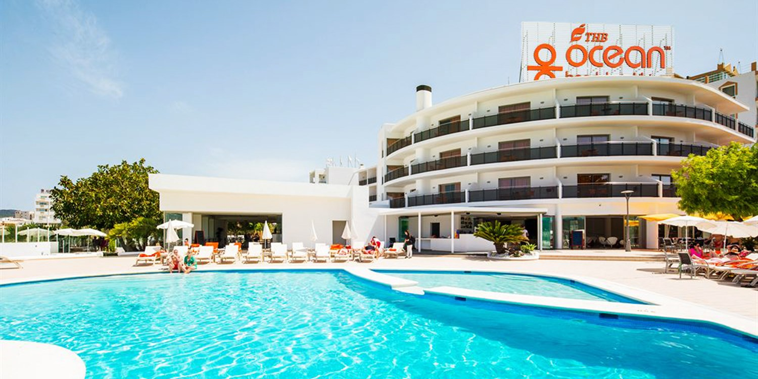 Hotel THB Ocean Beach Class - Adults Only -- Sant Antoni de Portmany, Spain