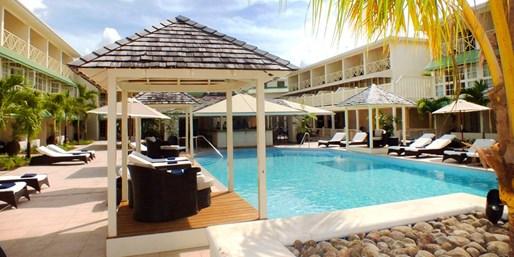 Travelzoo Deal: $315 -- St. Lucia: 5-Nt. Caribbean Escape for 2, Reg. $1447