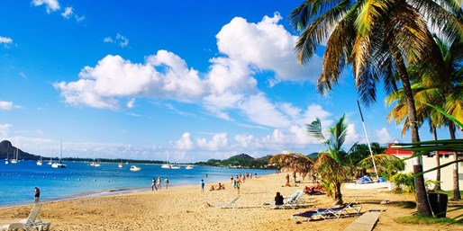 Travelzoo Deal: $315 -- St. Lucia: 5-Nt. Caribbean Escape for 2, Reg. $1447