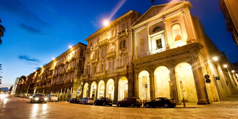 Hotel Miramare -- Cagliari, Italy
