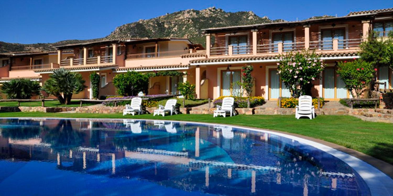 Hotel Su Giganti -- Villasimius, Italien